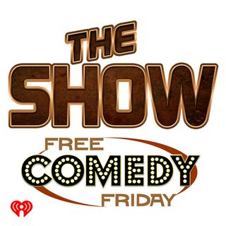 The Show Presents: Harland Williams on Free Comedy Friday