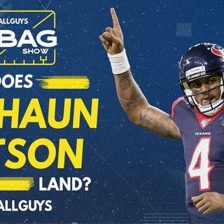 Where Does Deshaun Watson Land? | Fantasy Football 2021