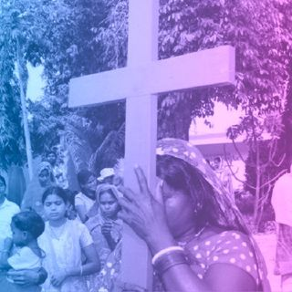 Terço pelo fim da pandemia na Índia, Santuário de Nossa Senhora da Boa Saúde