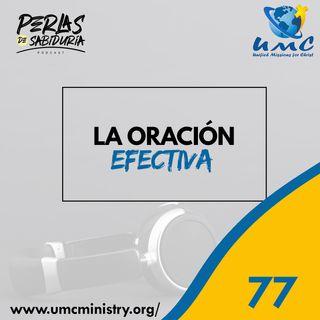 77 La Oración Efectiva