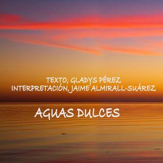 """""""Las aguas dulces"""", de la serie de textos grabados, del libro ESCALETA"""