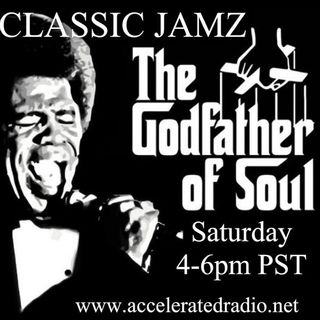 Classic Jamz *James Brown Tribute* 4-28-18