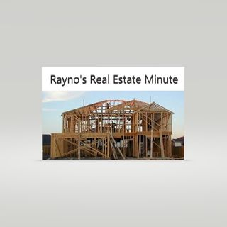 Rayno's Real Estate Minute #4  Get the Big Ticket Items in Line/HVAC/Roof/Hot Water Heater