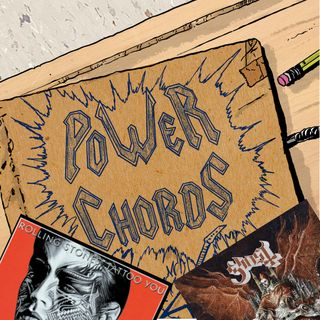 Power Chords Podcast: Track 21--The Rolling Stones and Ghost