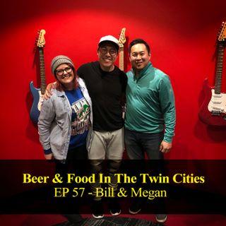 Beer & Food In The Twin Cities - Bill & Megan