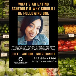 What Is An Eating Schedule & Why Should I Be On One?