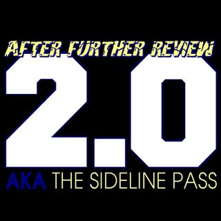 After Further Review 2.0 aka The Sideline Pass - 10/16/2019