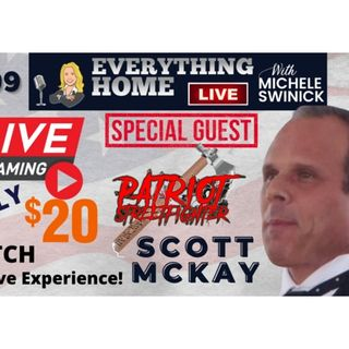 SCOTT MCKAY The Patriot StreetFighter - Fighting For Our Freedom To Save America