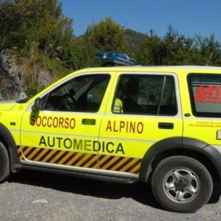 Ciclista di Mussolente cade e si infortuna in mountain bike sul Monte Grappa
