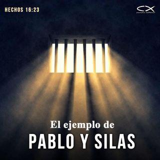 Oración 4 de febrero (El ejemplo de Pablo y Silas)