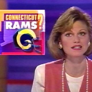 Connecticut's Super Bowl connection between the Rams and Patriots