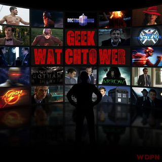 0007 Geek WatchTower: The Snyder Cut