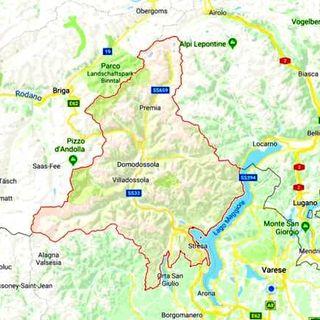 Tutto Qui - lunedì 22 ottobre  - Fallisce il referendum per far passare il Vco alla Lombardia
