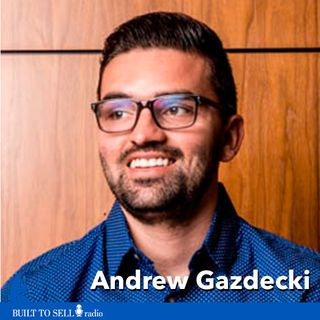 Ep 281 Andrew Gazdecki - How a Cold Email to Apple's Tim Cook Led to an 8-Figure Win
