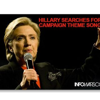 Can the right song humanize Hillary?