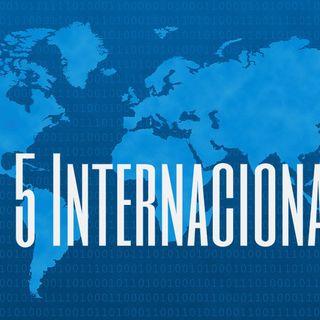 Las 5 Internacionales