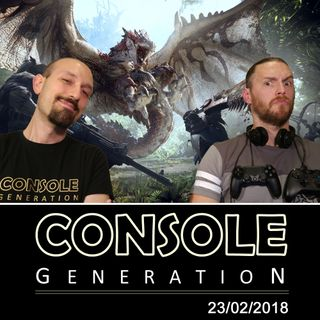 Monster Hunter World e altro! - CG Live 23/02/2018