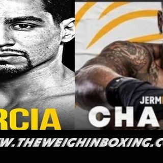 Jermell Charlo vs Danny Garcia for all the straps at 154!