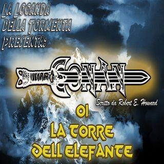 Audiolibro Conan 01- La Torre dell'Elefante