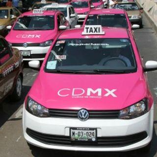 Taxistas recibirán créditos: AMLO