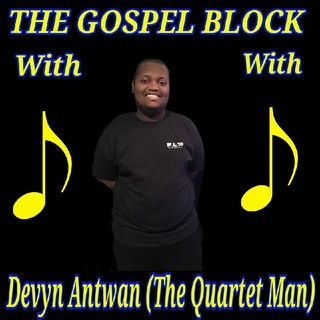 NEW YEARS GOSPEL BASH WITH THE QUARTET MAN