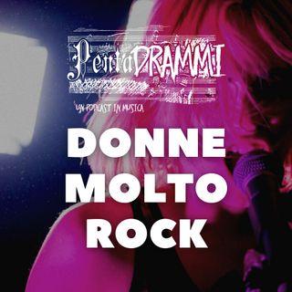 Donne Molto Rock - Ospite Speciale: ROS