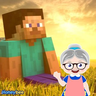 Minecraft - Sleep Story (Mrs.)
