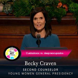 Cuidadosos vs. despreocupados por Por Becky Craven