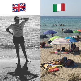 #Gallipoli2018 Italian holidays for dummies