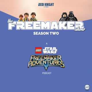 "The Freemaker Show 2-5: ""Naare Goes Ape Crazy"" Return of the Kyber Crystal Episode 1-13"