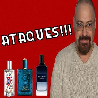 Ataques a los YouTubers de Perfumería