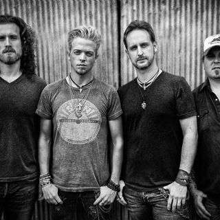 Interview with John Fred Young from Black Stone Cherry