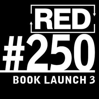 RED 250: Book Launch - The Manuscript Is Done