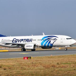 EgyptAir Flight Hijacked
