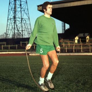 Celtic Underground No266- Pat STanton: Proud To Wear The Green