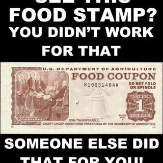"""Benefits Vs """"Taxpayers"""""""