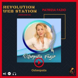 INTERVISTA PATRIZIA FAZIO - OSTEOPATA