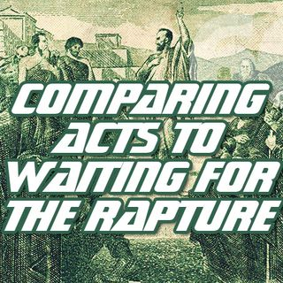 NTEB RADIO BIBLE STUDY: Similarities Between The Apostles Waiting For The Kingdom In Acts And Us Waiting For The Rapture Of The Church Now