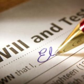 Doesn't a Will Avoid Probate?