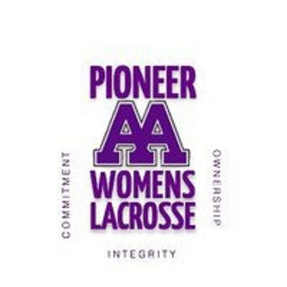 Pioneer Women's Varsity Lacrosse at South Lyon MHSAA Playoffs 05-16-19