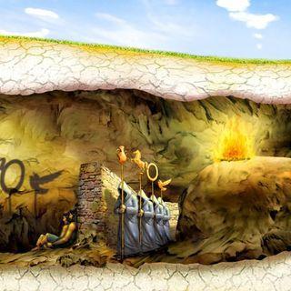 Puntata II: la caverna di Platone è diventata uno chalet?