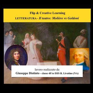 Letteratura -  Il teatro: Molière vs Goldoni