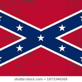 (The Confederate Flag)