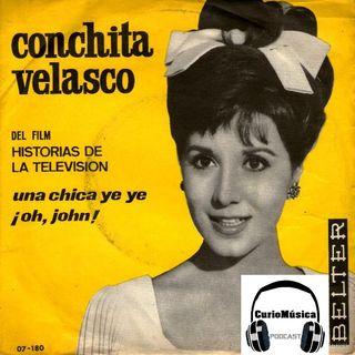 #13 'Chica ye-ye' de Concha Velasco - CurioMúsica Podcast