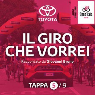 Il Giro che vorrei | Tappa 5: Udine > San Daniele del Friuli