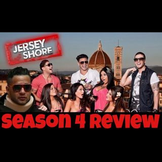 Jersey Shore Season 4 - Reality Review - Gorilla and The Geek Episode 19