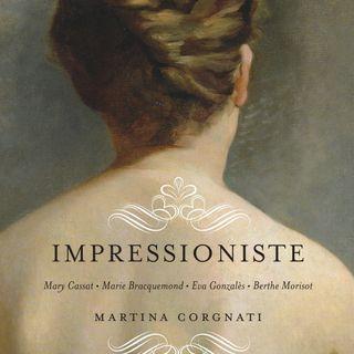"""Martina Corgnati  """"Impressioniste"""""""