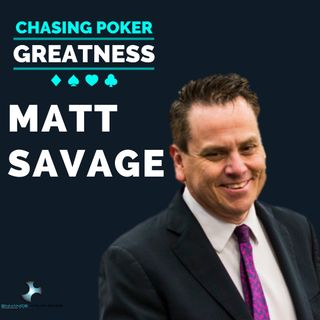 #22 Matt Savage: A Giant in Poker Innovation and Pioneering