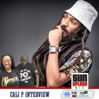 Sunsplash Mix Show Cali P Interview