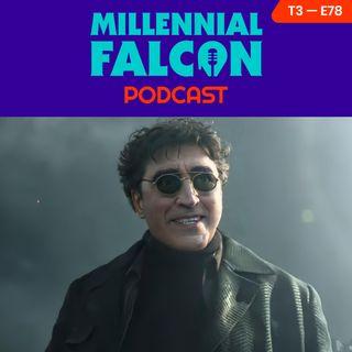 Ep 78 T3 - Back into the Falcon